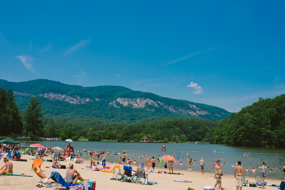 Lake Lure Beach And Water Park